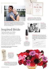 Wedding Invitations Atlanta Atlanta Weddings Magazine Spring 2011 Issue Eberle Invitations