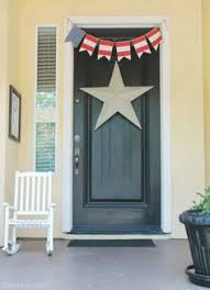 4th Of July Bunting Decorations Easy 4th Of July Decorations Star Banner Diy Decoration And Banners