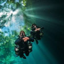 padi sidemount diver course scuba diving in miami fl best