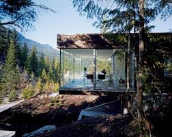 Slope House Beautiful Houses Modern Slope House Design Canada