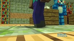 Challenge Minecraft School Bowling Challenge Minecraft Animation