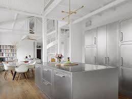 edelstahl küche küche aus edelstahl für gewerbe ego by abimis design alberto torsello