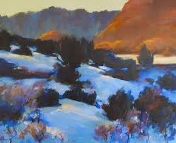 Contemporary Landscape Painting by 65 Best Landscape Paintings By Artist Joan Fullerton Images On