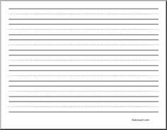 printable horizontal lined writing paper free vertical and horizontal writing paper different sizes and