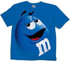 Halloween Themed Shirts Amazon Com M U0026m M U0026m U0027s Candy Silly Character Face T Shirt Clothing