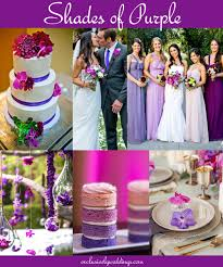 shades of purple color your wedding color don t overlook five luscious shades of purple