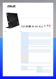asus blu ray player asus external blu ray drive sbw06d2xu pdf