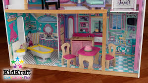 decor enchanting kidkraft dollhouse for inspiring miniature house