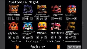 Meme Custom - custom night meme filled by xxsweet potatoxx on deviantart