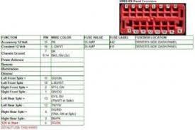 2005 ford explorer radio wiring diagram wiring diagram