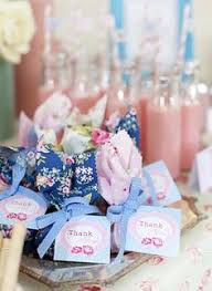 Shabby Chic Gift Bags by Shabby Chic Birthday Party Ideas Pastel Party Favors And Shabby