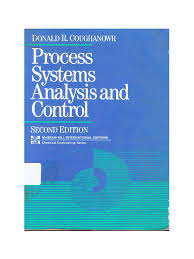 coughanowr mcgraw hill process systems analysis and control