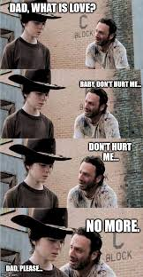 Rick And Carl Meme - carl know your meme