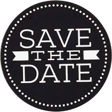 save the date stickers wilton