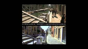 location visit indiana jones and the last crusade in venice youtube