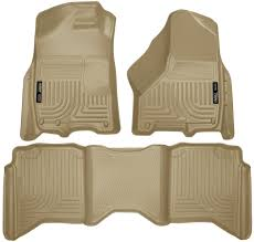 Dodge Ram Cummins Accessories - amazon com husky liners front u0026 2nd seat floor liners fits 09 17