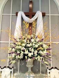 Easter Decorations For Gravesites by 427 Best Images About Church Decor On Pinterest Floral