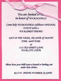 impressive invitation format further cool article happy party for