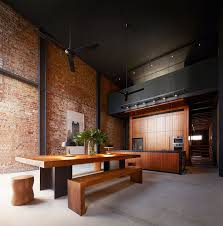 Modern Industrial Home Decor Lucky Shophouse By Chang Architects Shophouse Industrial