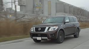 2017 nissan armada exterior 2017 nissan armada platinum review autoguide com news