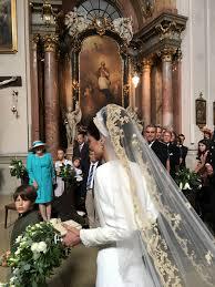 robe de la mã re du mariã mariage religieux de magdalena de tornos et du comte jean d