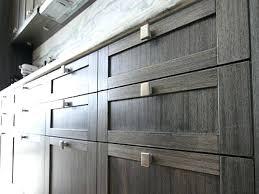 square brushed nickel cabinet knobs brushed nickel kitchen hardware or kitchen cabinet hardware for oak