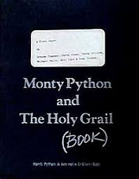 monty python and the holy grail book wikipedia