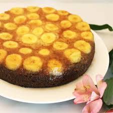banana upside down cake 2 cookin u0027 mamas