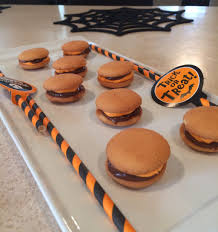 Easy Halloween Snacks To Make by Halloween Treats For Kids To Make