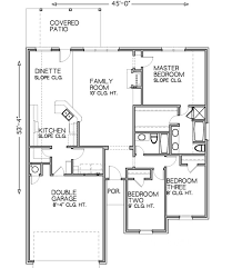 Georgian Floor Plan by Floor Plans U2013 Wolf Creek Builders
