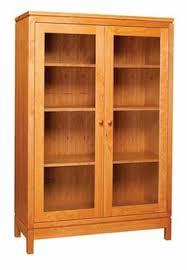 Shelves With Glass Doors by Nova Qwik 2 Door 5 Shelf Bookcase With Tempered Glass Door Front
