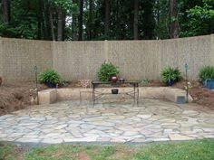 Outdoor Slate Patio 20 Best Stone Patio Ideas For Your Backyard Flagstone Patio