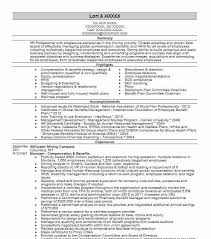 Benefits Manager Resume Best Compensation And Benefits Resume Example Livecareer