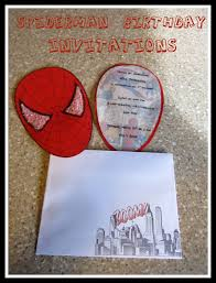 cheap spiderman birthday invitations u2014 liviroom decors design
