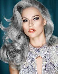 granny hair trend young women are dyeing their hair gray bored