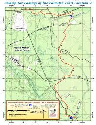 sc highway map sw fox passage palmetto conservation foundation