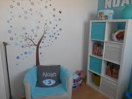 chambre bebe garcon bleu gris enchanteur sticker chambre bébé garçon avec chambre bebe garcon bleu