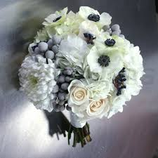 wedding flowers ottawa winter wedding bouquet with navy blue accent w flowers ottawa