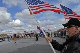 Flag Folding Ceremony Museum Observes Patriot Day With Ceremony Exhibit U003e Ellsworth Air