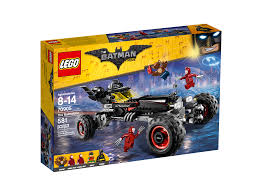 batman car lego lego the batman movie the batmobile 70905