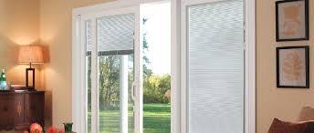 Window Blinds Patio Doors Andersen Gliding Patio Doors Blinds Between The Glass Within
