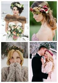 bridal crowns 40 winter bridal crowns from flowers and greenery happywedd