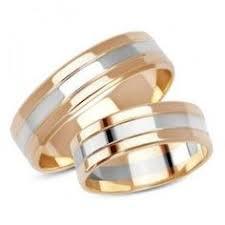 yes obraczki złote obrączki klasyczne polerowane szerokość 3 mm model 701