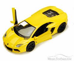 yellow lamborghini aventador lamborghini aventador lp700 4 yellow kinsmart 5355d 1 38