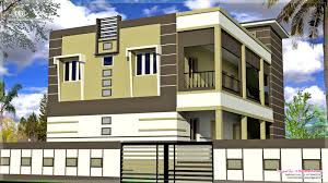 exterior house design indian style house design