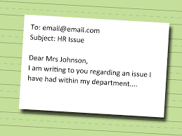 how to write an email with resume how to write an email with pictures wikihow