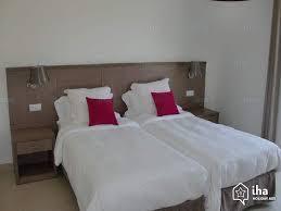 chambres d h es calvi location villa dans un domaine à calvi iha 49804