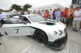 bentley gt3 engine 2014 bentley continental gt3 photos and video from goodwood
