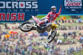 ama pro motocross live ken roczen is the 2016 ama pro motocross 450 champion