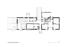straight floor plan gallery of mmmmms house anna eugeni bach 18